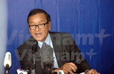 L'opposant cambodgien Sam Rainsy condamné à 20 mois de prison