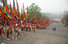 Terre des rois fondateurs, Viêt Tri deviendra une ville festivalière