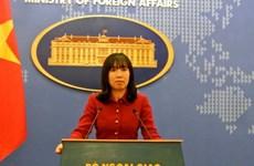 Mer Orientale: le Vietnam demande un règlement pacifique, conforme au droit