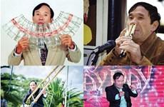 Mai Dinh Toi, l'instrumentiste qui part dans tous les sons