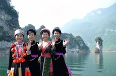 Le Vietnam veut inscrire le site Ba Bê–Na Hang au patrimoine mondial