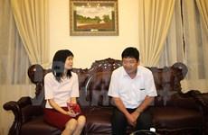 Affaire Kim Chol : Doan Thi Huong rencontre son père
