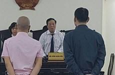 Deux étrangers condamnés pour contrebande de sept statues en or