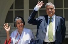 Le PM sri lankais Ranil Wickremesinghe entame sa visite officielle au Vietnam