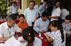 Les pêcheurs indemnisés vaquent à leurs affaires à Thua Thiên-Huê