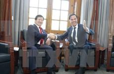 Le Vietnam est partenaire important des Pays-Bas en Asie du Sud-Est