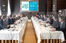 Vietnam et Pays-Bas poursuivent leur coopération dans l'adaptation aux changements climatiques