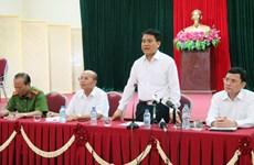 """Hanoi mène une """"inspection totale"""" du dossier foncier à Dông Tâm"""