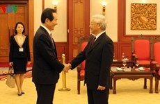 Développement fructueux des relations Vietnam-République de Corée