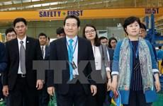 Le président de l'Assemblée nationale sud-coréenne termine sa visite au Vietnam