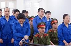 Vietnam: Huit condamnés à mort pour trafic de drogue