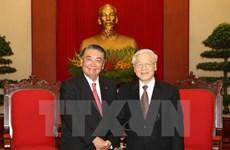 """Le Vietnam """"fait grand cas"""" de son partenariat stratégique approfondi avec le Japon"""