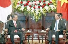 Le Vietnam considère le Japon comme un partenaire de premier plan