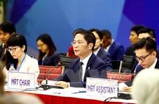 L'APEC résolu à construire un système commercial multilatéral solide et transparent