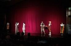 Don Quichotte de la Mancha interprété par les élèves du Lycée français à Hanoï