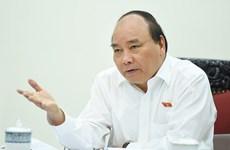 Le PM appelle à des efforts pour atteindre une croissance de 6,7 %