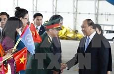 Le Premier ministre Nguyên Xuân Phuc entame sa visite officielle aux Etats-Unis