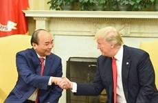 Déclaration commune visant à renforcer le partenariat intégral Vietnam- États-Unis