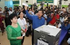 Cambodge : le Premier ministre revendique la victoire du PPC aux communales