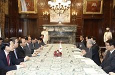 Le Vietnam et le Japon plaident pour des liens plus forts