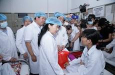 Dix patients sortis de l'hôpital après l'incident médical à Hoà Binh