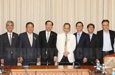 HCM-Ville et Nagasaki coopèrent dans la formation des ressources humaines