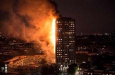 Incendie à Londres : pas de victime vietnamienne pour l'instant