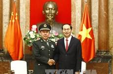 Le Vietnam veut pousser son partenariat de coopération stratégique global avec la Chine