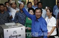 Cambodge : les résultats des communales sont connus, le PPC les accepte