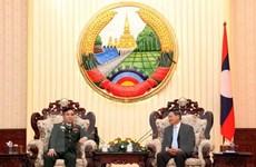 Le PM laotien apprécie les acquis des comités de travail spécial vietnamien et laotien