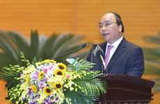 Le Premier ministre Nguyên Xuân Phuc souligne les tâches de l'Armée populaire du Vietnam