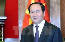 Le Vietnam fait grand cas de ses relations avec la Russie, dit le président Trân Dai Quang