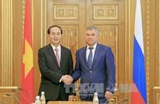 Vietnam et Russie s'orientent vers le commerce bilatéral de 10 milliards de dollars