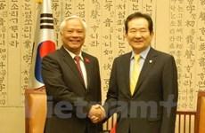 Le Vietnam et la R. de Corée renforcent leur coopération législative