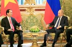 """Une visite pour """"approfondir le partenariat stratégique intégral Vietnam-Russie"""""""