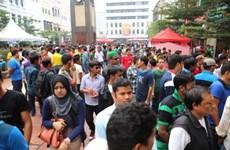 La Malaisie arrête plus de 1.000 travailleurs étrangers illégaux