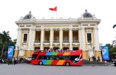 Découvrez le meilleur de la capitale vietnamienne en bus à impériale