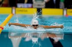 """La nageuse Phuong Trâm: """"Il n'y a pas que la natation dans la vie"""""""