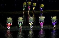 Des marionnettes sur l'eau ouvrent la porte à toute la fantaisie