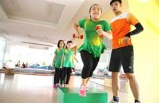 Une classe de sport pour aider nos enfants à bien grandir