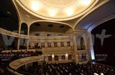 Quatre Saisons sous haute tension à l'Opéra de Hô Chi Minh-Ville