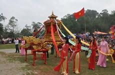 Échappée belle au mont Dành à Bac Giang