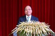 """Le Premier ministre Nguyên Xuân Phuc appelle à créer un """"soulèvement économique général"""""""