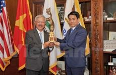 Hanoi veut renforcer ses liens avec l'Utah et San Francisco