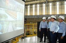 """L'environnement, """"problème vital pour Formosa"""", dit le PM"""