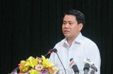 L'Inspection de Hanoi tranche sur le dossier foncier à Miêu Môn