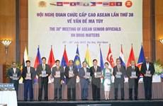 L'ASEAN affirme poursuivre ses efforts en vue d'une Communauté sans drogue
