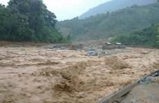 Sept Vietnamiens décédés à la suite des crues en Chine