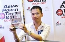 À la table du double champion de l'Asian Poker Tour