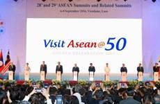 Avancer ensemble pour une communauté compatissante et de partage de l'ASEAN